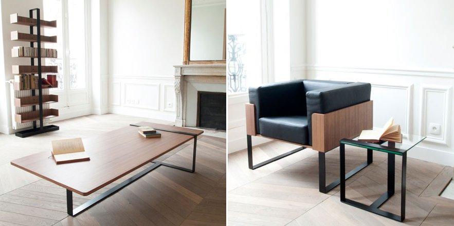 Muebles de estilo clsico de Alexander de Rouvray