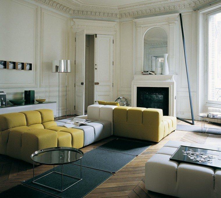 Seleccin de sofs de Patricia Urquiola Decoracin del hogar