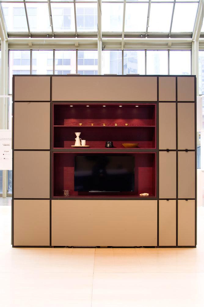 The Cubitat mueble compacto que esconde una casa  IDecoracin