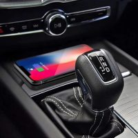 QI Wireless Car Phone Charger for VW T-roc Teramont Tiguan Allspace Jetta 6 mk6