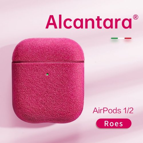 ALCANTARA Shockproof Case Cover for AirPods 1/2/3 Wireless Bluetooth Headset