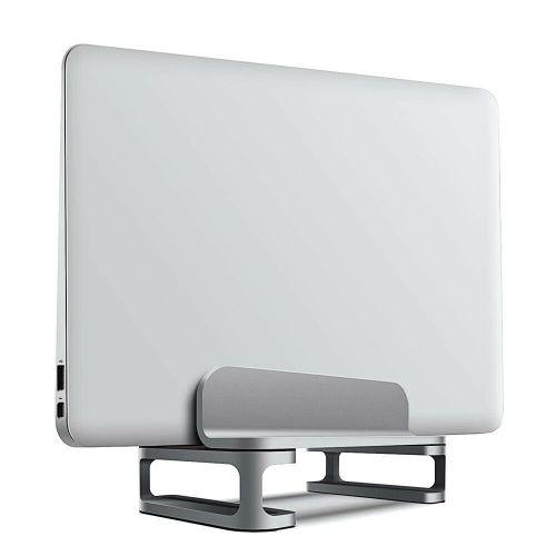 Vertical-Cooling-Laptop-Stand-Aluminum-Single-Double-Desktop-Holder-w-Adjustable-Dock-for-Notebook-MacBook-Dell