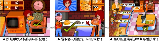 情侶比薩店 - 遊戲天堂