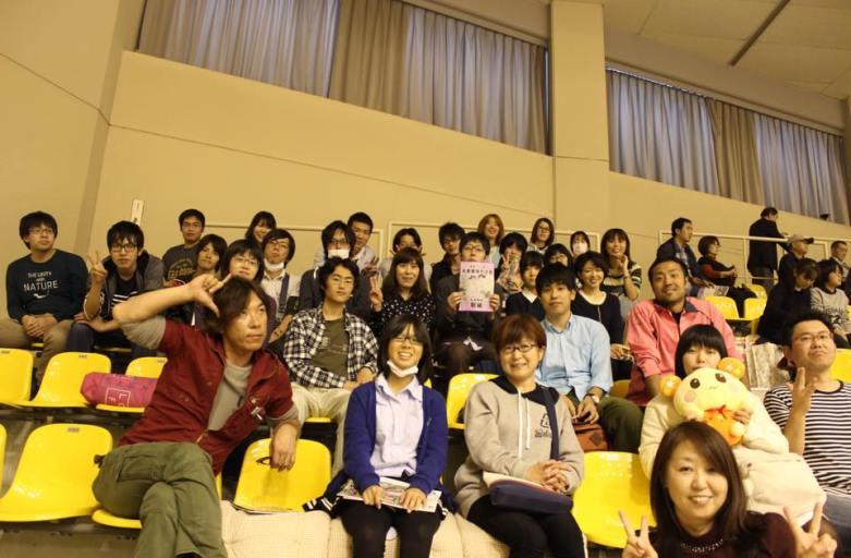 4/14大相撲松本場所を観戦
