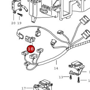 Porsche 997 Wiring Diagrams Porsche 356 Wiring-Diagram