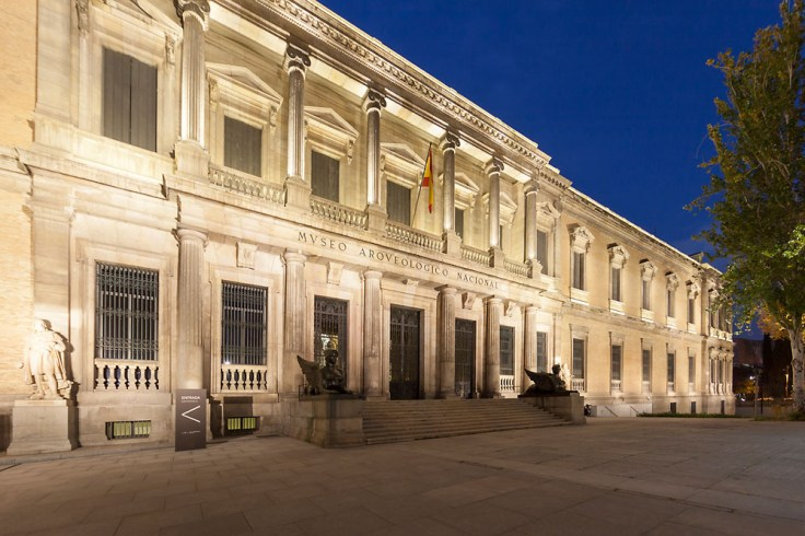 Spanien, Madrid, Calle de Serrano 13, Museo Arqueológico Nacional de Espana, Nationales spanisches Archäologiemuseum