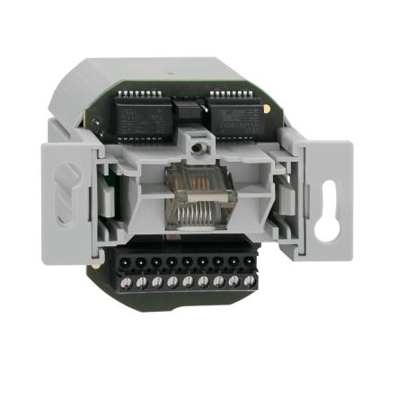 Weltneuheit von Rutenbeck – der PoE-Injector Up. (Bild: Siblik Elektrik GmbH & Co. KG)