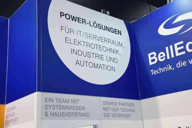 Ein Team mit Systemwissen und Hausverstand und jeder Menge Power-Lösungen. (Foto: BellEquip)