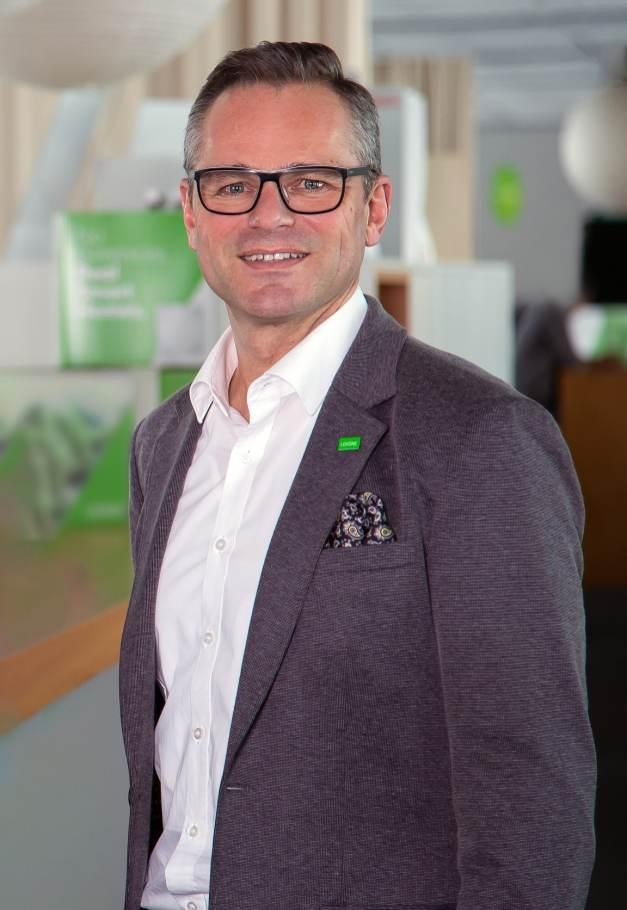Rüdiger Keinberger, CEO Loxone