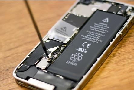 cambio batteria iphone 4 imania connettore