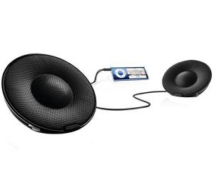 PHILIPS CASSE PORTATILI SBP1120 MP3, smartphone e iPod, iphone, ipad.