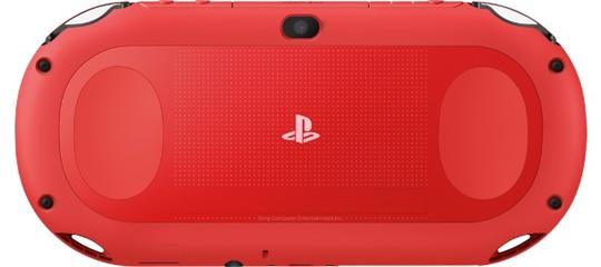 PS Vita レッドブラック