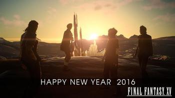FF15新年のサムネイル画像