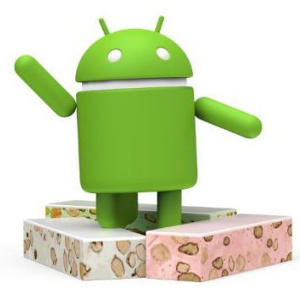 androidヌガー