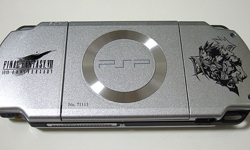 PSP CCFF7 同梱版