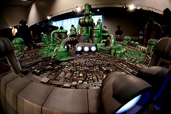 FF展 ミッドガル模型