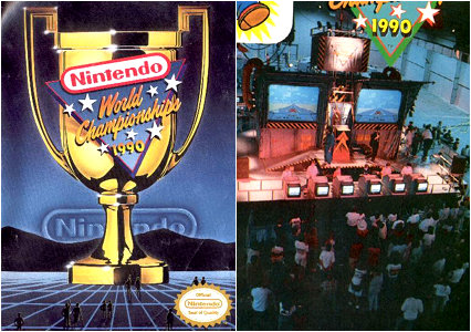 Resultado de imagen para nintendo world championship 1990