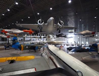 航空展示館