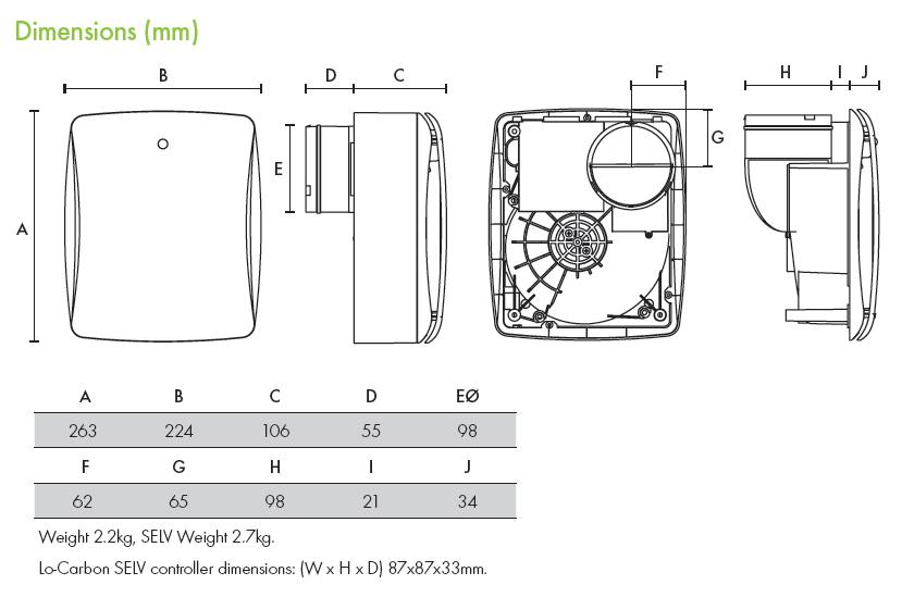 Vent axia humidistat wiring diagram