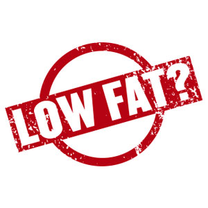 Afbeeldingsresultaat voor low fat