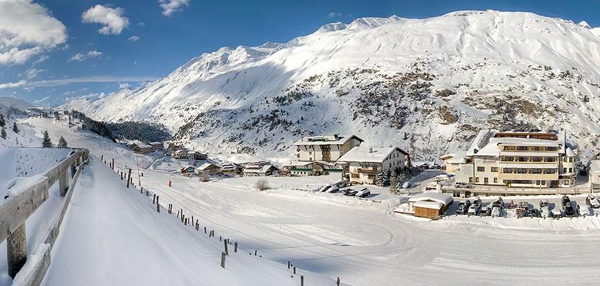 I Ski Co Uk Hotel Alpenland Obergurgl Austria