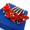 Buy Wholesale Wedding Bride Jewelry Crystal Lace Hair Comb
