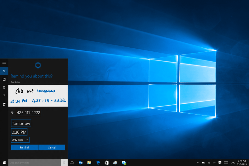 2-Cortana-Pen-Reminders-Confirming-new-reminder