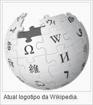 Wikipedia Logo 3D