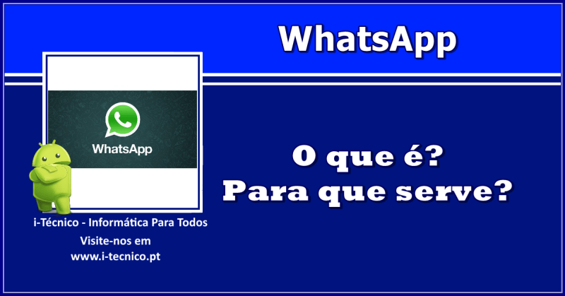 WhatsApp-o-que-e