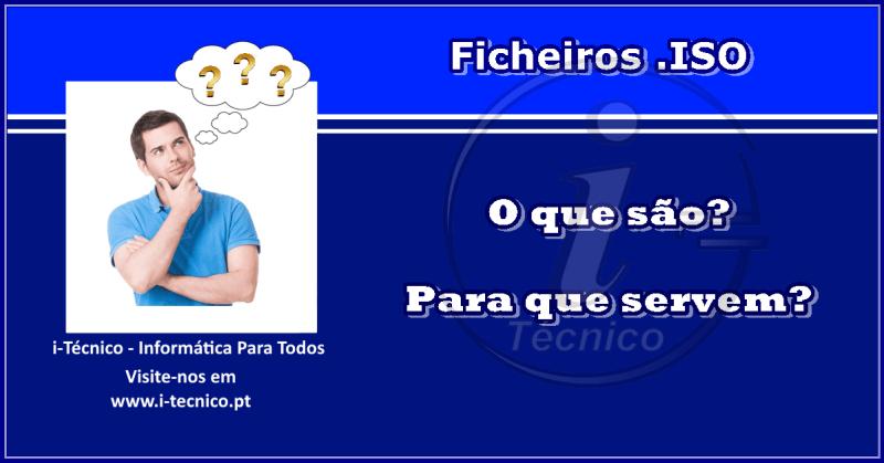 Ficheiro-ISO