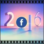 Vídeo Retrospectiva do Facebook de 2016