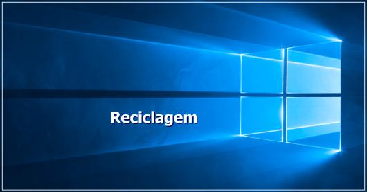 Reciclagem do Windows: o que é?