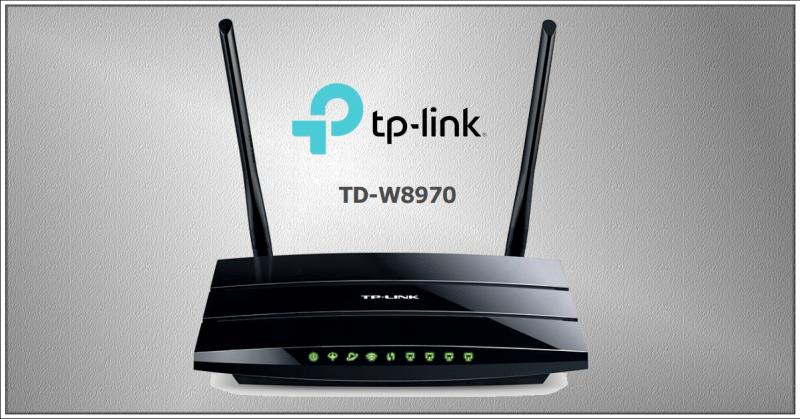 TP-Link TD-W8970