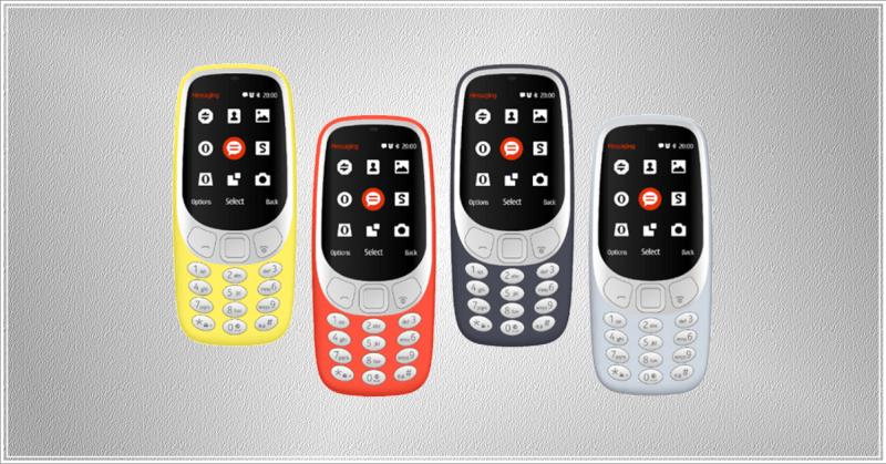 Nokia 3310 - Pré-encomenda