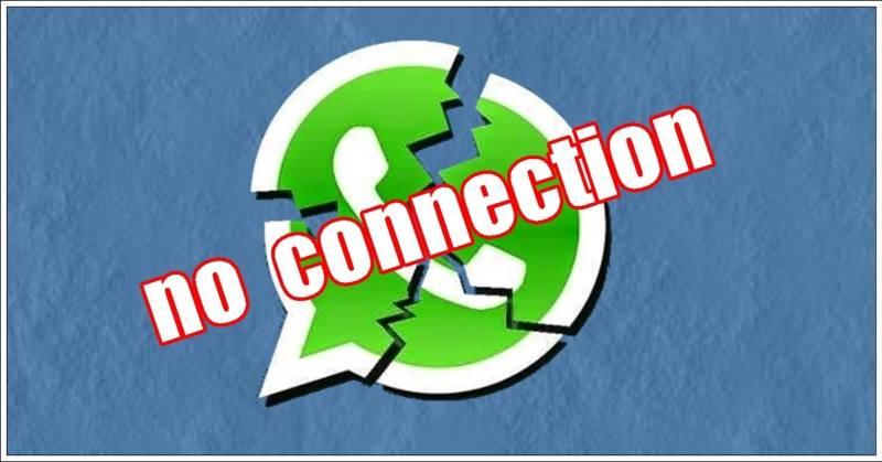 WhatsApp falha 03 Maio 2017 - i-Técnico