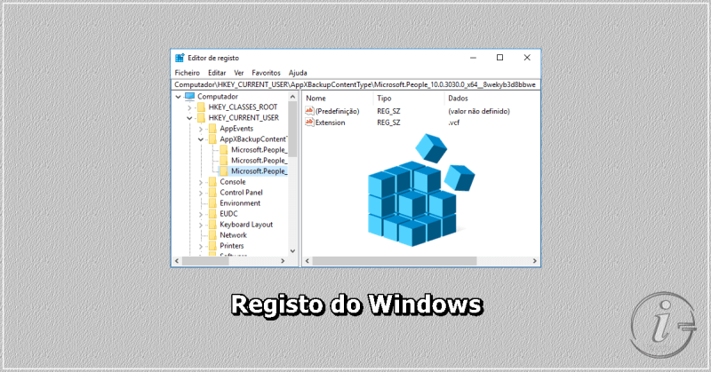 Registo do Windows