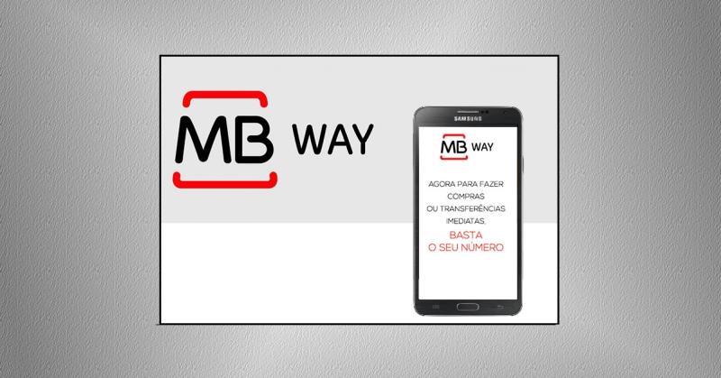 MB WAY - Pagamento de compras