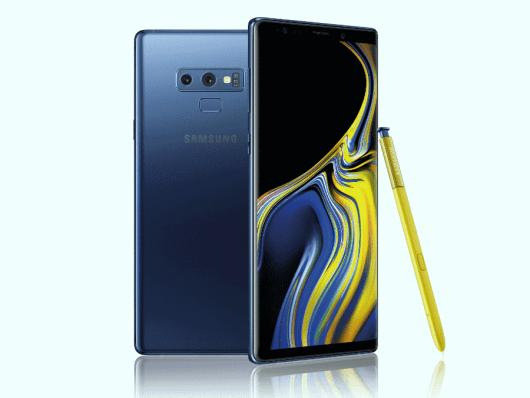 Samsung Galaxy Note 9 - 001