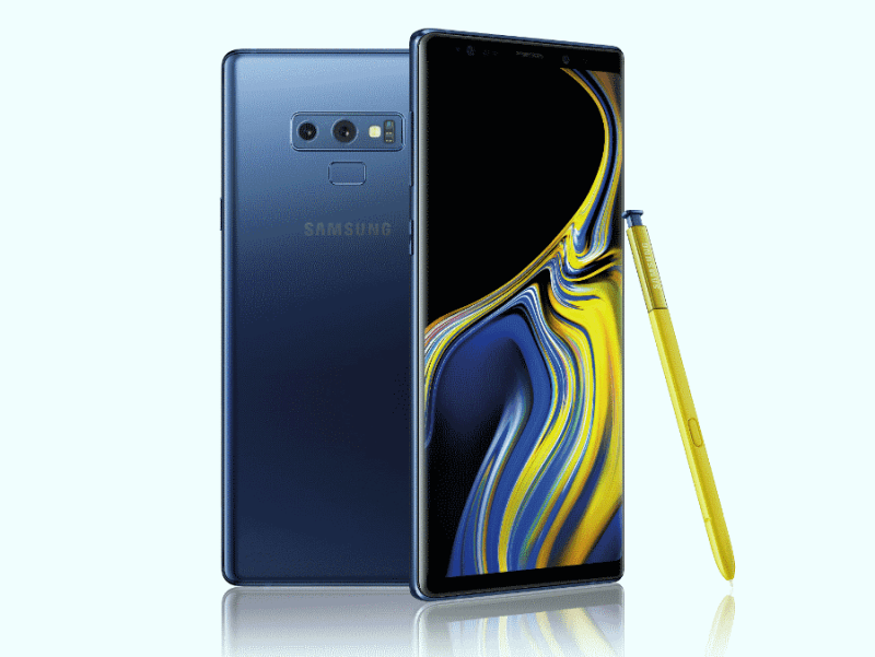 Samsung Galaxy Note 9 - 001