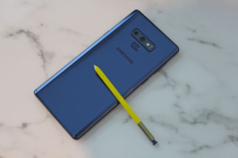 Samsung Galaxy Note 9 - 003