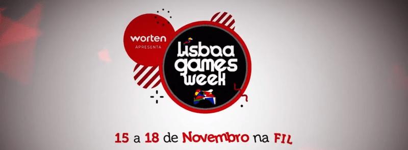 Lisboa Games Week 2018