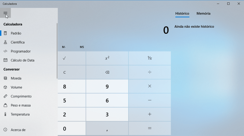 Calculadora Windows 10 003