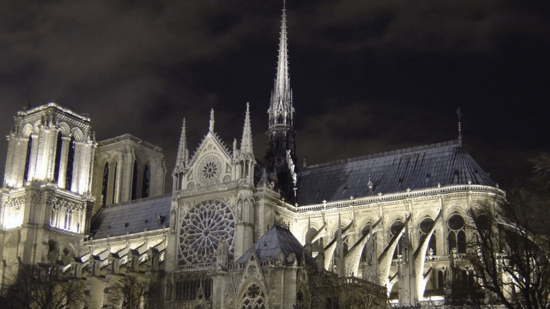 Notre-Dame e Assassin's Creed