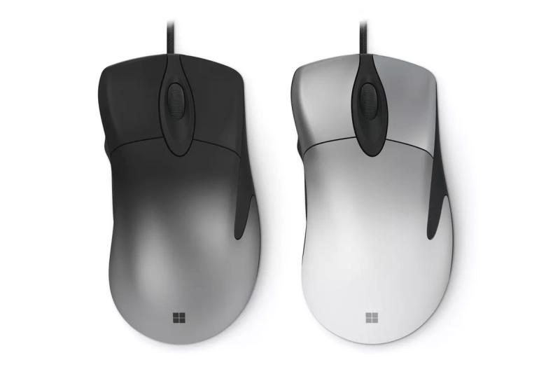 Microsoft Pro IntelliMouse 001