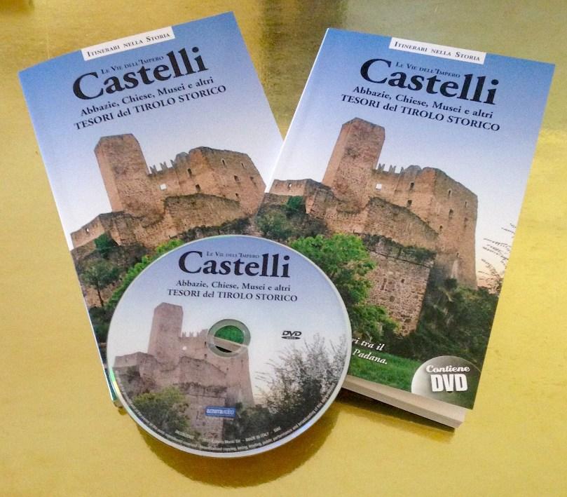 """Pubblicazione multimediale """"Castelli, Abbazie, Chiese, Musei e altri Tesori del Tirolo storico""""."""
