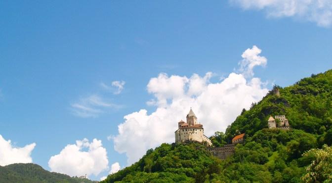Castel Trostburg, a Ponte Gardena. Foto Studio Cailotto