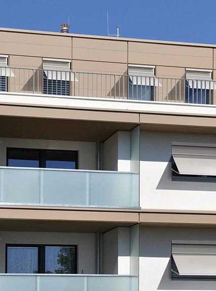 Roll tenda da sole verticale a finestra con braccetti