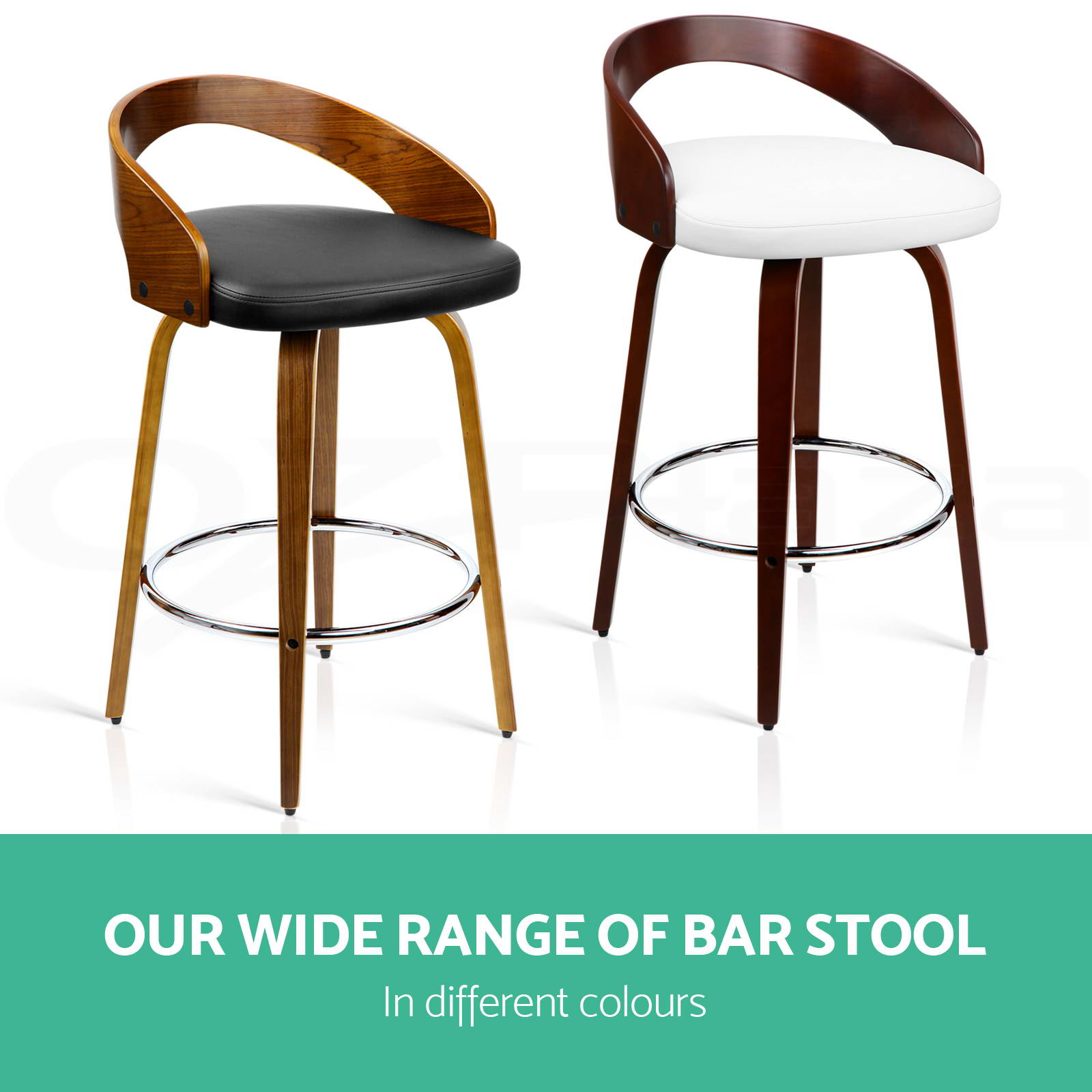 wooden bar stool chairs hickory chair 4x stools swivel barstool kitchen dining
