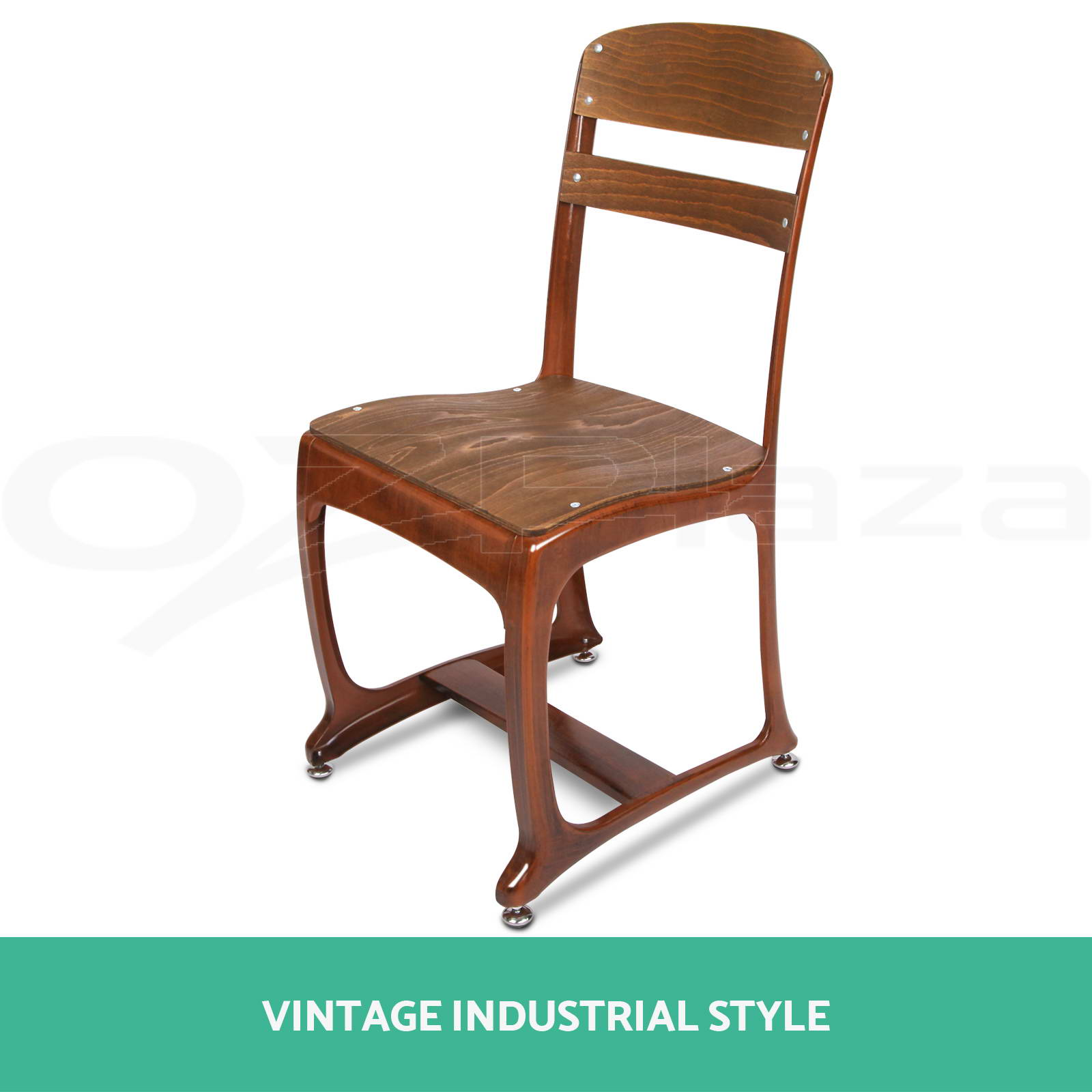 industrial dining chair bar stool rung protectors 4x eton tolix vintage warehouse