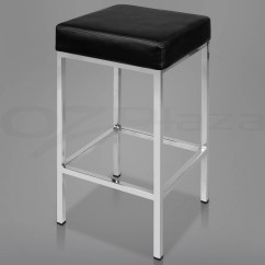 Bar Stool Chair Legs Recliner Parts Suppliers 4x Pu Leather Modern Kitchen Barstool